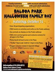 halloween in spanish balboa park halloween family day rosa parks