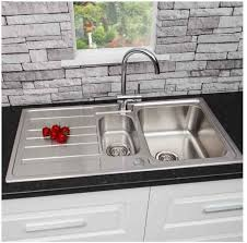 Stainless Steel Kitchen Sinks Plumbworld - Kitchen ss sinks