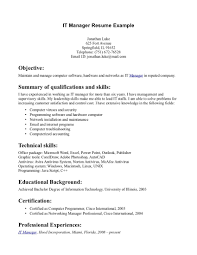 sample flight attendant resume resume sample for an it professional susan ireland resumes sample computer networking systems resume examples sample it resumes