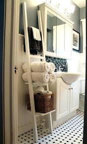Towel Shelves For Bathroom Towel Storage For Bathroom Bathroom Ladder Storage Bathroom Towel