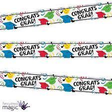 congratulations graduation banner graduation banner ebay