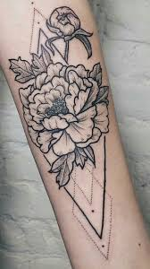 collection of 25 tattoo flowers