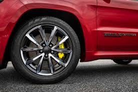 jeep grand cherokee 2018 the 2018 jeep grand cherokee trackhawk is an suv that runs 11