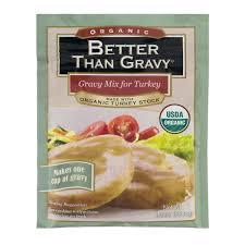 turkey gravy mix better than bouillon better than gravy gravy mix for turkey 1 0