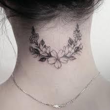 imagenes tatuajes cuello 20 tatuajes en el cuello para darte más sensualidad