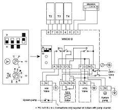 honeywell zone valve wiring diagram u0026