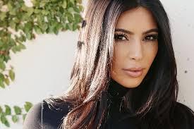 the kim kardashian makeup routine into the gloss into the gloss