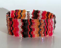 Rag Rug Bracelet Rag Rug Etsy