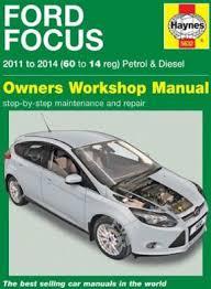 ford focus 2011 2014 haynes service u0026 repair manual pdf free