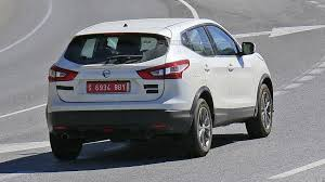 nissan dualis 2015 mysterious nissan qashqai prototype spied undergoing testing