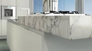 cuisine marbre blanc cuisine moderne blanc laque 3 cuisine en marbre photo de cuisines