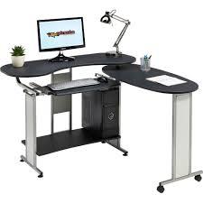 decent home office gaming computer desk atlantic gaming deskwith