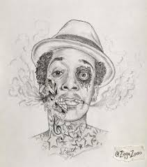 see wiz khalifa official profile and image collections on picsart