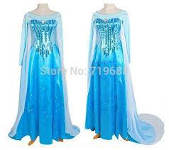 Elsa Halloween Costumes Popular Elsa Halloween Costume Women Buy Cheap Elsa Halloween