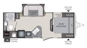 expandable rv floor plans michigan travel trailer rvs for sale rvtrader com