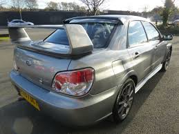 wrx subaru grey used urban grey subaru impreza for sale cheshire