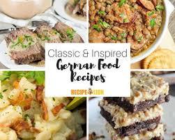 german food recipes 23 classic dishes recipelion