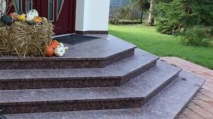 treppe auãÿen außen treppen naturstein küchen bäder und treppen