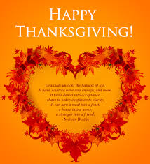 thanksgiving the virtuous
