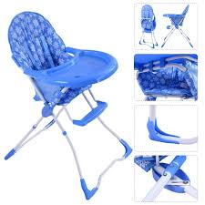 Baby High Chair Infant Toddler Feeding Booster Seat Baby