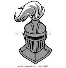royalty free illustration of front on spartan helmet u2026 106422827