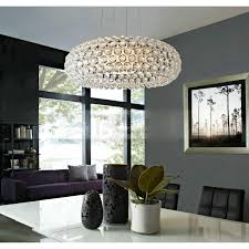Dining Room Pendant Lighting Fixtures by Discount Modern Foscarini Caboche Acrylic Ball Living Room Pendant