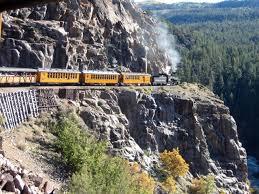 Durango Colorado Map by Silverton Durango Train Ride In Colorado Great Family Vacation