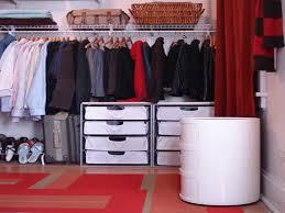 closet space organizer storage ideas