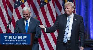 Where Does Donald Trump Live Trump Introduces Pence Eventually Politico