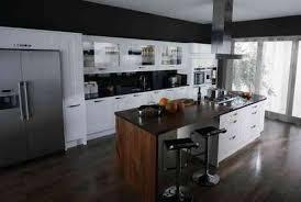 ilot de cuisine avec coin repas îlot de cuisine 30 idées fonctionnelles et modernes