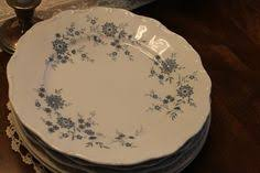 classic china patterns crooksville china floral center and border 9 dinner plate only 1