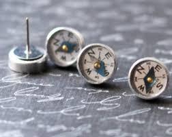 surgical steel stud earrings surgical steel studs etsy