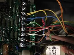 trane xv95 xl16i heat pump honeywell visionpro iaq to