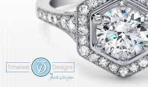 Timeless Designs Timeless Designs Bridal Engagement Ring Stein Jewelry