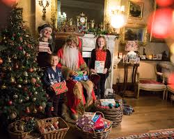father christmas at preston manor