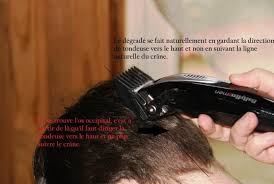comment se couper les cheveux soi meme comment réaliser une coupe de cheveux homme garçon soi même