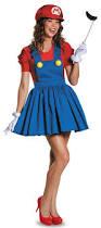 Mario Luigi Halloween Costume Aliexpress Buy Super Mario Brother Games Hat Dress Women