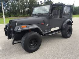1994 jeep wrangler yj 4x4 stick shift soft top 5