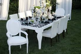 table and chair rentals los angeles unique table rentals in los angeles town and country event