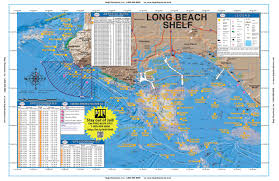 Long Beach Map Long Beach Shelf Baja Directions