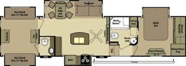 Open Range 5th Wheel Floor Plans 2014 Open Range Open Range 399bhs Fifth Wheel Southington Ct