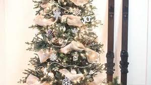 christmas tree ribbon ideas southern living