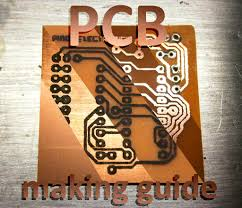 pcb making guide 8 steps with pictures