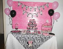 minnie mouse baby shower zebra minnie mouse baby shower 3100