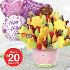 fruit arrangements delivered happy edible arrangemnts happy mothers