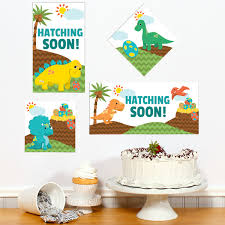 dinosaur baby shower dinosaur baby shower diy party sign cutouts