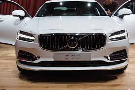 volvo global site swanky 2017 volvo s90 makes global debut autoguide com news