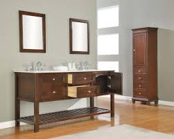 Mission Style Vanities Wonderful Mission Style Bathroom Vanity Cabinets From Solid