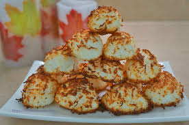 low carb keto coconut macaroons 0g net carb cook with major