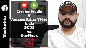 Video Resume India One Plus 5 Bugs Apps Creator Studio Analytics Or Revenue